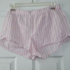 Victorias secret sleep shorts